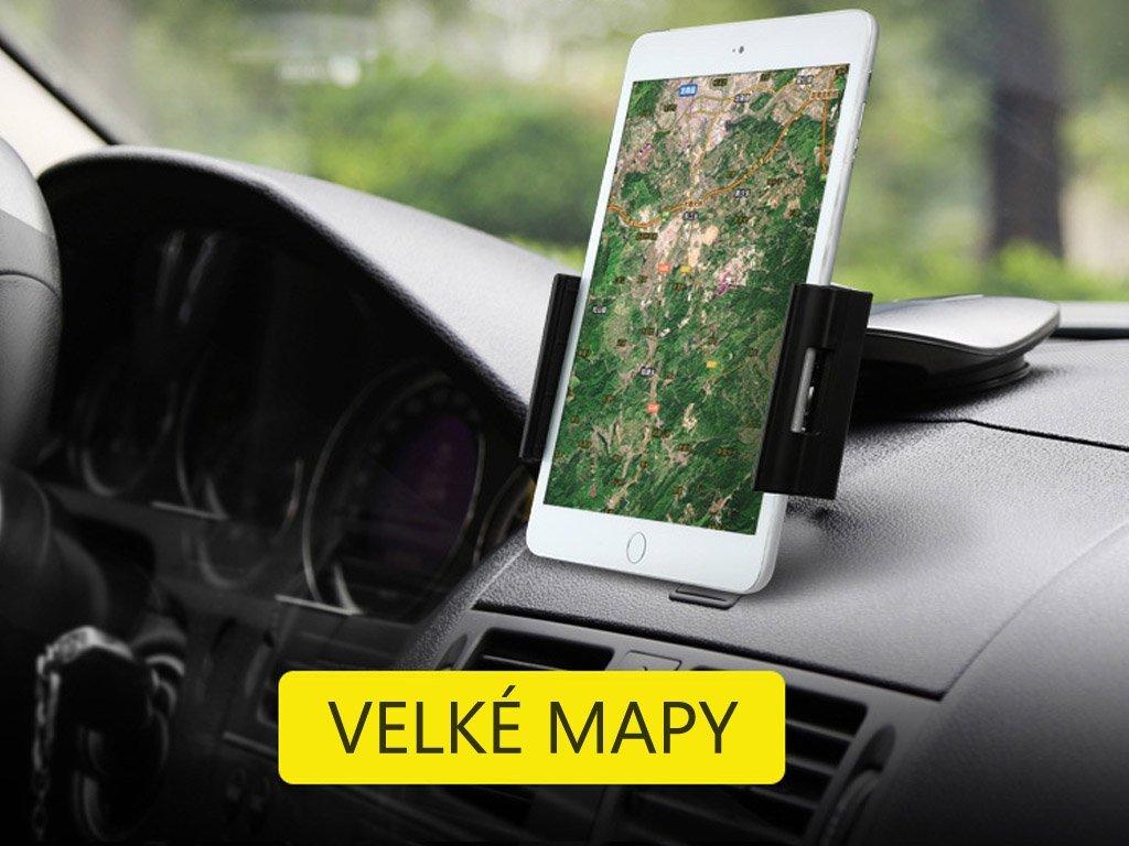 Minőségi autós tablet tartó INGYENES szállítással